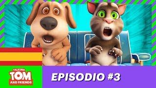 futurotron talking tom and friends episodio 3 temporada 1