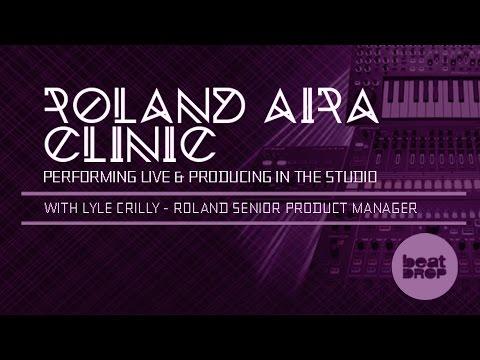 Roland AIRA - History