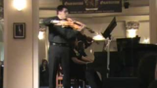M.Glinka Sonata for Viola and Piano, d-moll, 1st mvmt - Allegro moderato