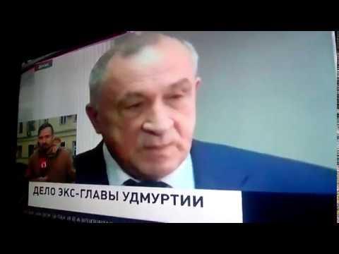 Соловьёв больше не президент Удмуртии