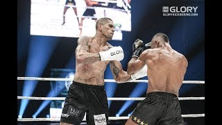 GLORY 58: Alex Pereira vs Simon Marcus (Middleweight Title Bout) - Full Fight