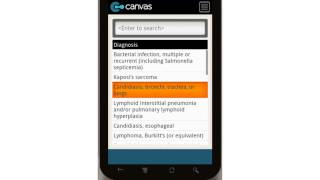 Canvas Pediatric HIV Confidential Report   Centers for Disease Control and Prevention Mobile App