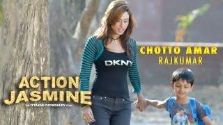 Chotto Amar Rajkumar - Kheya   Action Jasmine (2015)   Video Song   Bobby   Tahsin