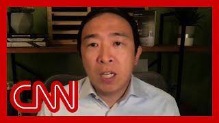 Andrew Yang says he would work in Biden, Harris WH