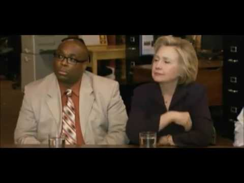 Laid off coal miner confronts Hillary Clinton