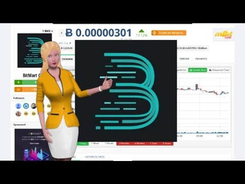 Cryptocurrency BitMart Coin $BMX Gains 18% In the Last Day 4