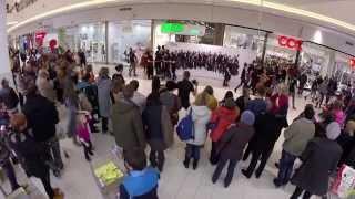 Flash mob Sinfonietta Cracovia & RMF Classic