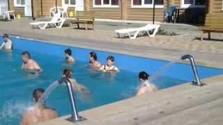 видео Базы отдыха Мостовского района на термальных источниках