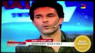 Entrevista a MARIANO MARTINEZ en Animales Sueltos - 04.06.13