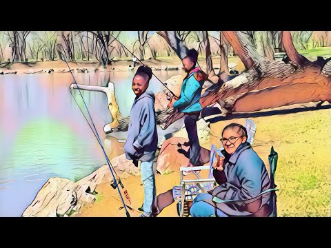 Best FISHING Pond For KIDS In Colorado Springs (First FISH!)