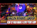 ★ Dungeon Defenders Gameplay - How to Farm Mana & Godly Items Guide - PC HD