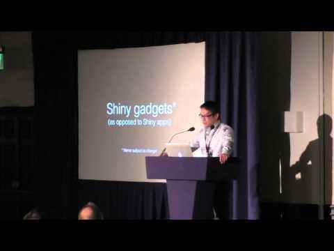 EARL 2015 - Joe Cheng - RStudio - Conference Keynote - Shiny