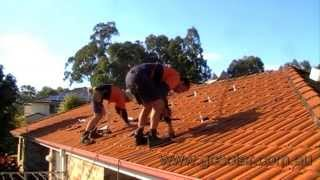 Repeat youtube video Solar Power Installation On Tiled Roof