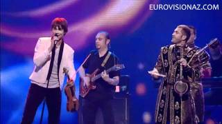 Eurovision Song Contest 2012 - Semi-final 2 - Interval Act