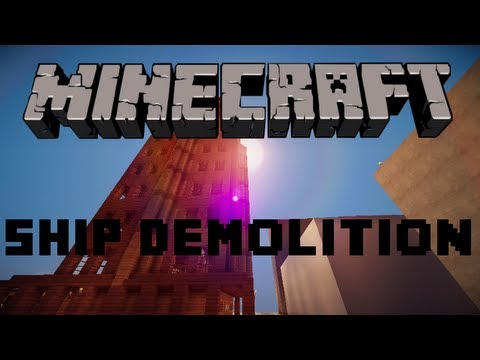 [RoA] Ship Demolition