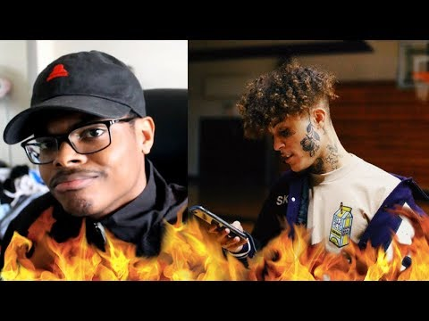 Is He A Vampire? | Lil Skies - Nowadays ft. Landon Cube | Reaction
