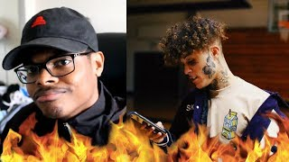 Is He A Vampire? | Lil Skies - Nowadays ft. Landon Cube | Reaction thumbnail