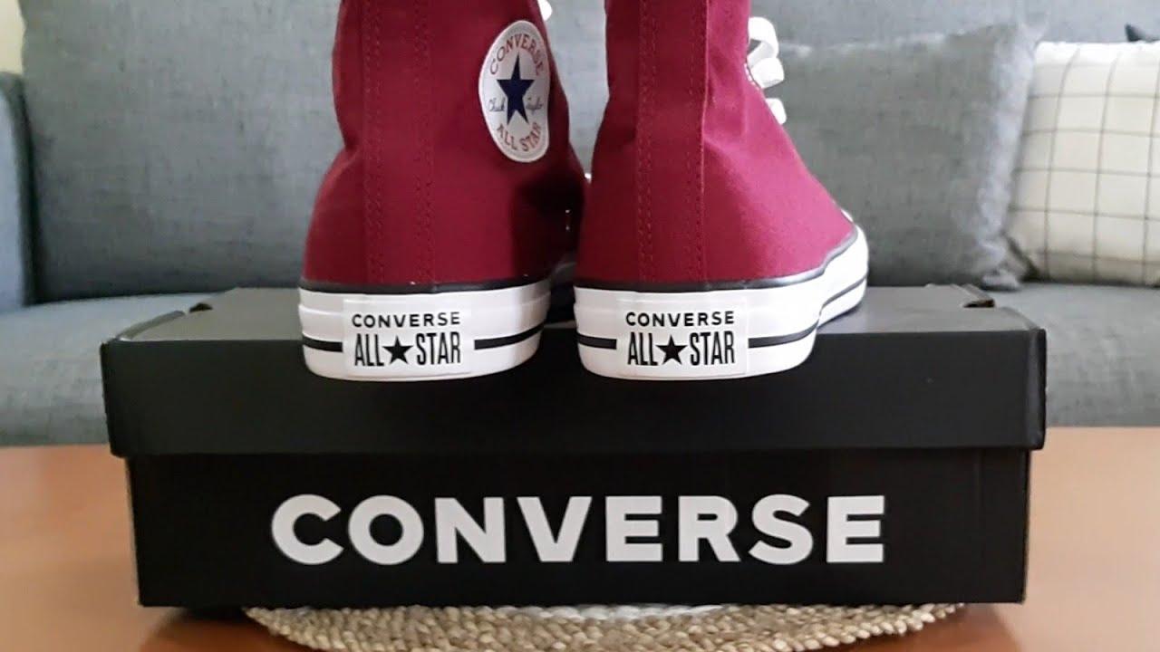 Cara Mengenali Sepatu Converse All Stars Palsu 12 Langkah