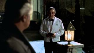 Paulie And Christopher Kill A Waiter - The Sopranos HD