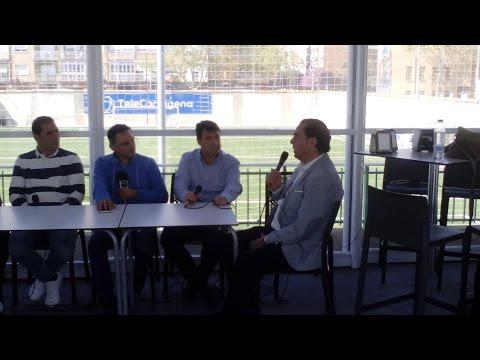 SCT Tertulia en Ilusión Sport Center 27-03-17 Marbella-FC Cartagena