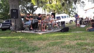 Irish Fish--banana Boat Song (live Cover)
