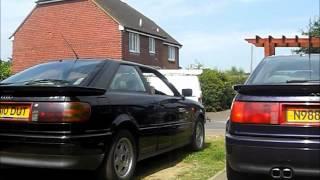 Audi Coupe 2.3 vs Audi Coupe 2.6