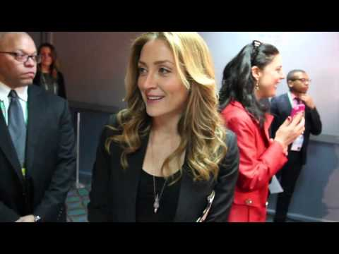 An Exclusive Interview with Sasha Alexander at Tribeca Film Festival
