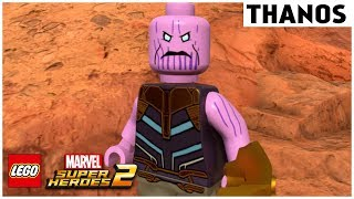 THANOS (INFINITY WAR) - LEGO Marvel Superheroes 2 MOD
