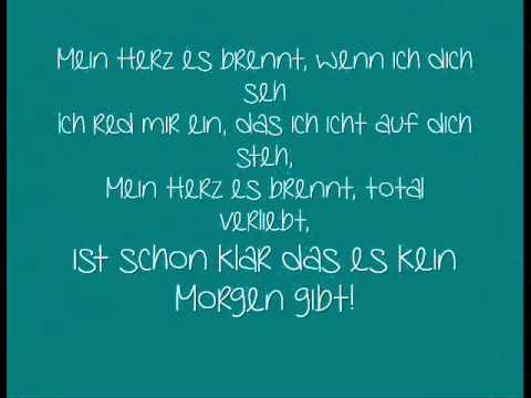 Beatrice Egli Mein Herz Lyrics