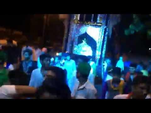 Shahi Sandal of Hazrat Sayyed Shukrullah Shah Sarkar 2015 vesova dargah (8)
