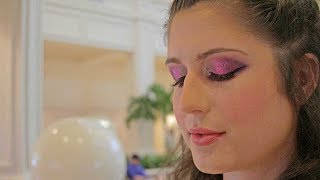 behind the scenes of an adult princess makeover at walt disney world
