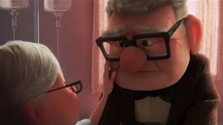 Історія Карла і Еллі в мультфільмі ''Вгору''