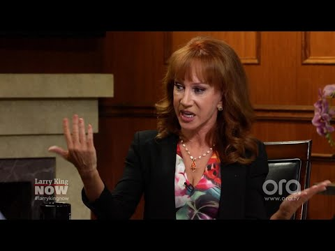Kathy Griffin on RunIns with Trump, Britney, New TellAll & Advice from Jane Fonda