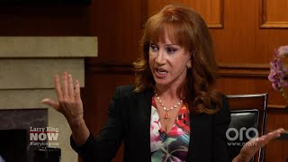 Kathy Griffin on Run-Ins with Trump, Britney, New Tell-All & Advice from Jane Fonda