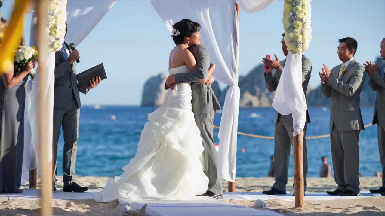 Me Cabo Resort Wedding Video By Alec And T Photography
