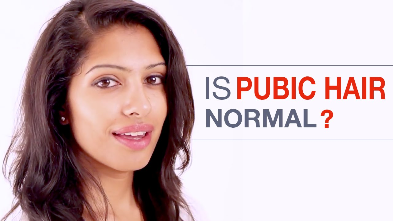 "What's ""Normal"" When It Comes To Pubic Hair?"