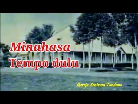 Lagu Daerah Minahasa  -  Minahasa  Tempo Dulu