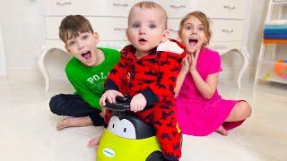 La Chanson Du Pot | Et encore plus de comptines | Comptines pour bébés - Cinq Enfants
