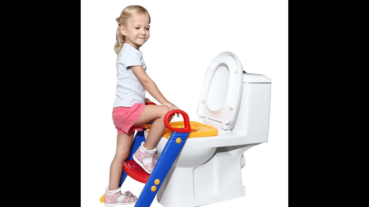 Review Bbcare 174 Foldable Baby Potty Seat With Ladder