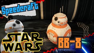 Star Wars the force awakens Papercraft ~ BB-8 ~