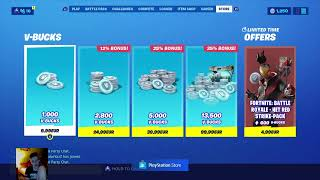 (LIVE) Fortnite custom matches met kijkers + Vbucks giveaway!!! [NL]