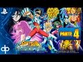 Saint Seiya Soldier's' Soul Parte 4 Gameplay Español | Final Saga Santuario Seiya vs Saga