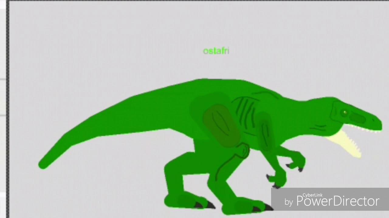 (Memelordvape_stkcontest) Ostafrikasaurus jw the game