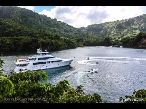 """130' Westport for Charter in Caribbean and Bahamas """"ARIOSO"""""""