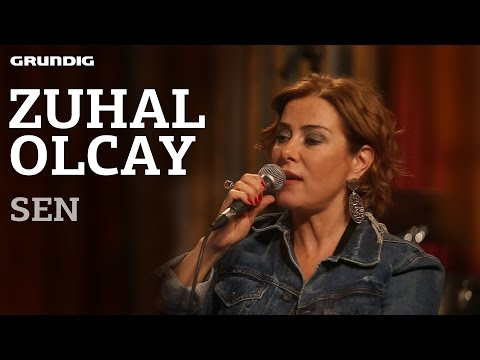 Zuhal Olcay - Sen / #akustikhane #sesiniaç
