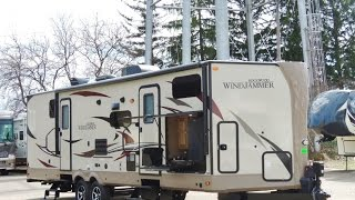 2018 Forest River Rockwood Wind Jammer 3006WK