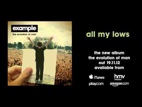 Example – 'All My Lows' (Audio Only) tonos de llamada