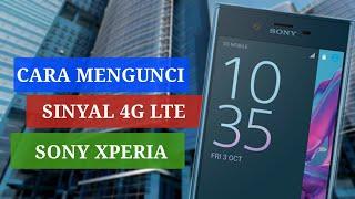 Solusi Lain 4G Di Sony XZ1.