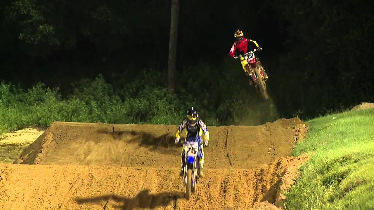 2012 Dade City MX Chad Reed- Tim Ferry Moto 2 Rd. 15 - YouTube