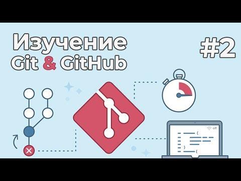 Изучение Git для новичков / #2 - Добавление файлов в репозиторий